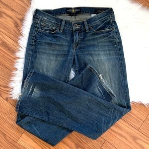 Lucky Zoe boot 5 pocket jeans